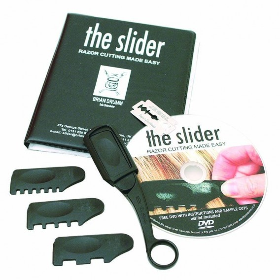 The Slider Razor with free DVD
