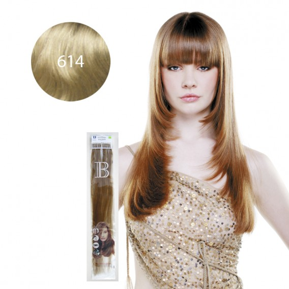 Balmain Extension HH Straight 45cm Plus Bonds (10 pieces)