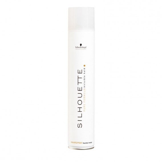 Silhouette Hairspray Flexible Hold 750ml by Schwarzkopf