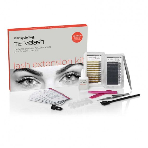 Salon System Marvel-Lash Eyelash Extension Kit