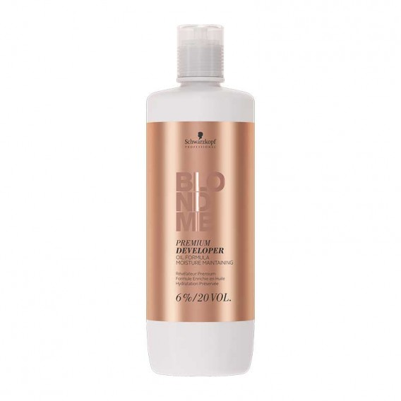 Schwarzkopf BLONDME 6% Premium Care Developer 1 Litre