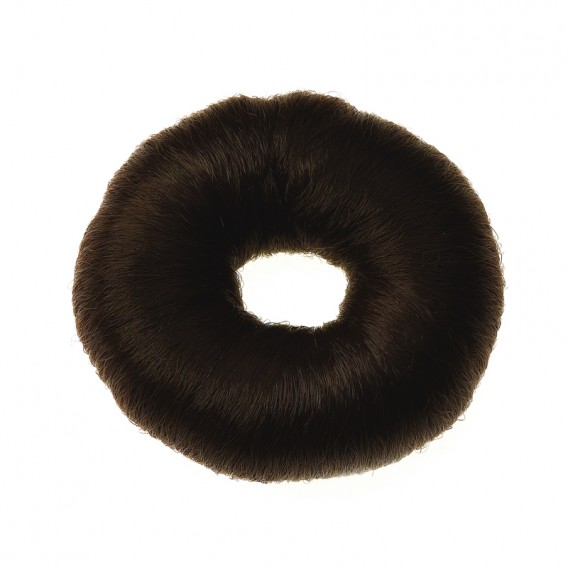 Sibel Nylon Hair Bun Ring