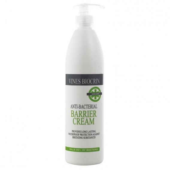 Vines Biocrin Anti-Bacterial Barrier Cream 500ml