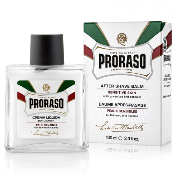 Proraso Liquid After Shave Cream Ultra Sensitive 100ml