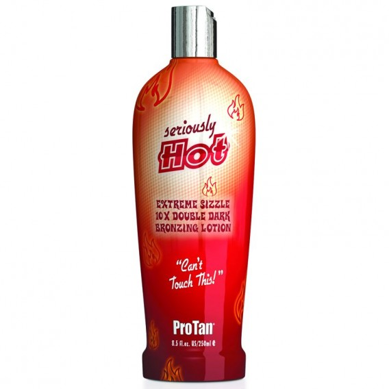 Seriously Hot 250ml Tanning Accelerator by Pro Tan