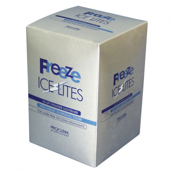 Proclere Freeze Lites Silverising Powder Bleach 400g