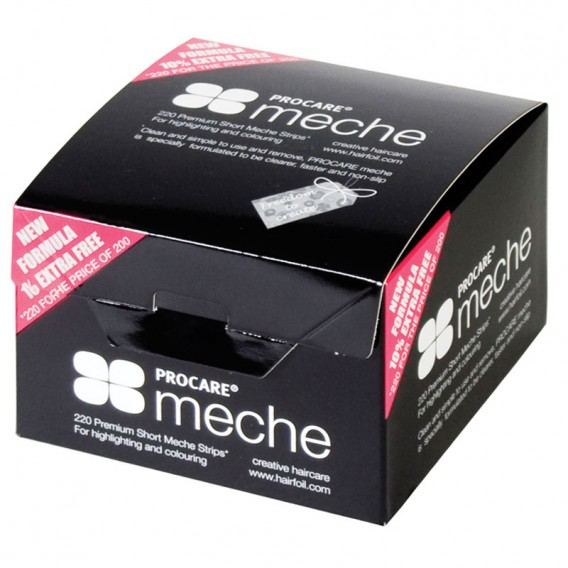 Procare Meche Short Pack 200 Sheets