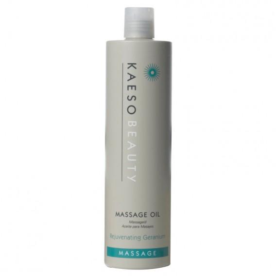 Kaeso Massage Oil with Premium Natural Oils 495ml