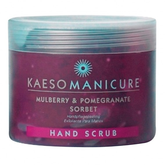 Kaeso Mulberry and Pomegranate Sorbet Hand Scrub 95ml