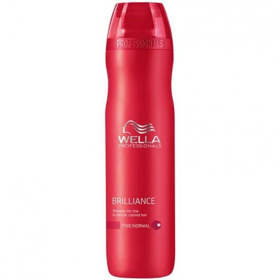 Wella Professionals Brilliance Shampoo for Fine Hair