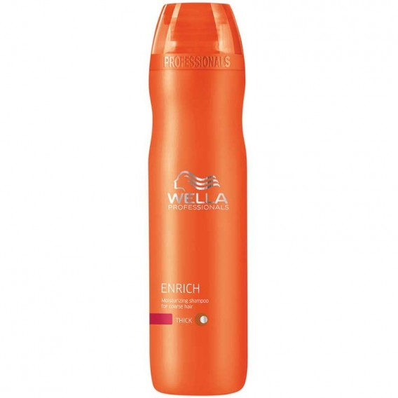 Wella Professionals Enrich Shampoo for Coarse Hair
