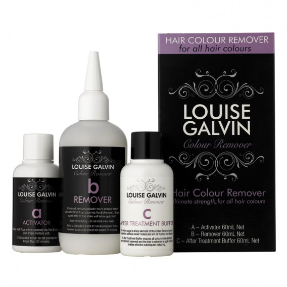 Louise Galvin Hair Colour Remover Kit