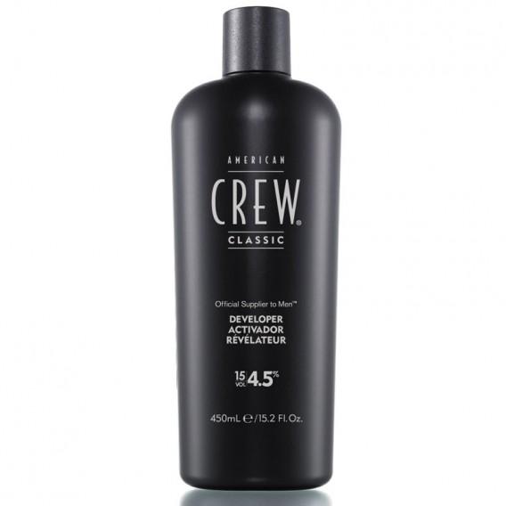 American Crew Precision Blend Developer 15 Vol 4.5% 450ml