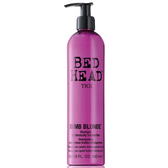 TIGI Bed Head Colour Combat Dumb Blonde Shampoo 400ml