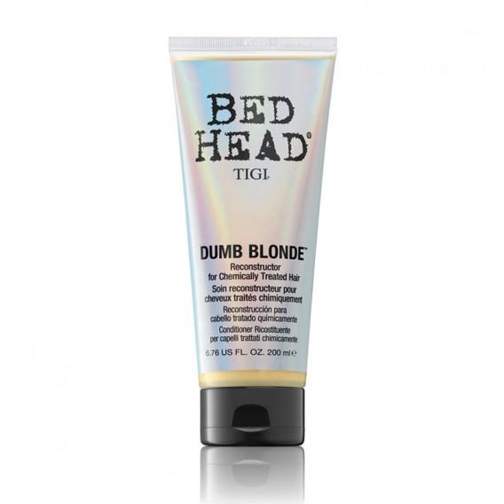 TIGI Bed Head Colour Combat Dumb Blonde Reconstructor 200ml
