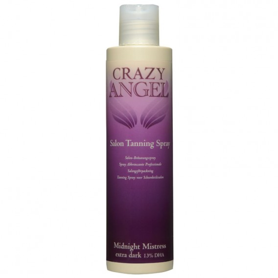 CRAZY ANGEL Tan Solution Midnight Mistress 13% DHA 200ml