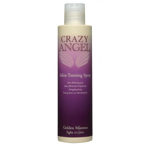 CRAZY ANGEL Tan Solution Golden Mistress 6% DHA 200ml
