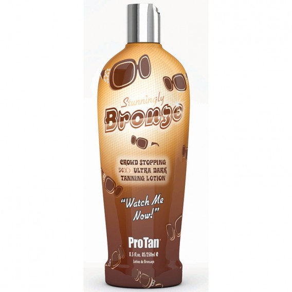Stunningly Bronze 250ml Tanning Accelerator by Pro Tan