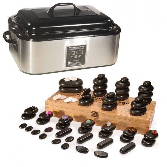 Hot Stone Deluxe Kit