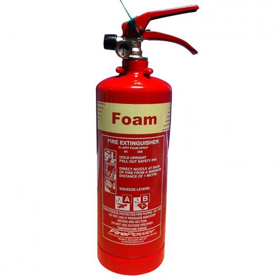 Fire Extinguisher 2L Foam