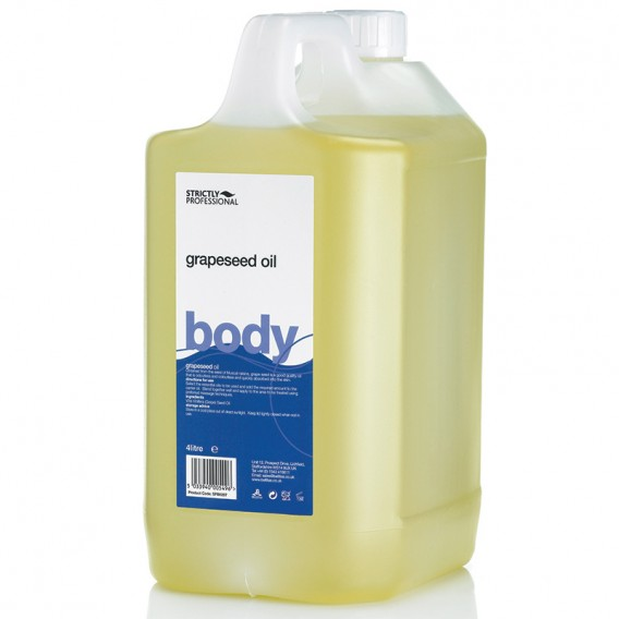 Strictly Professional Grapeseed Oil 4 Litre