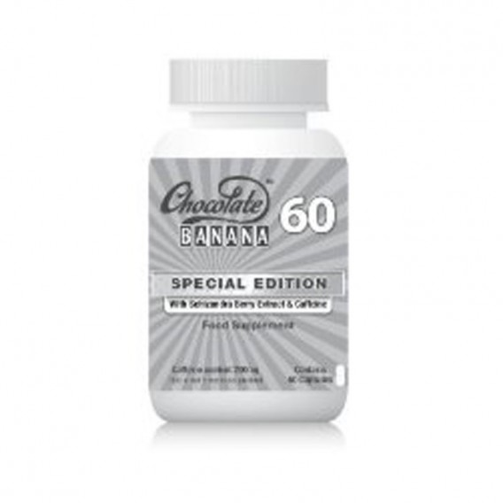 Chocolate Banana Special Edition Slimming Tablets 60 Caps