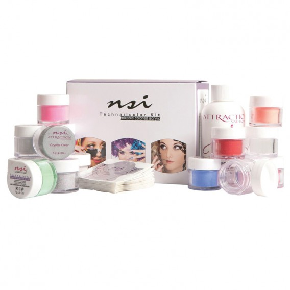 NSI Technail Colour Kit