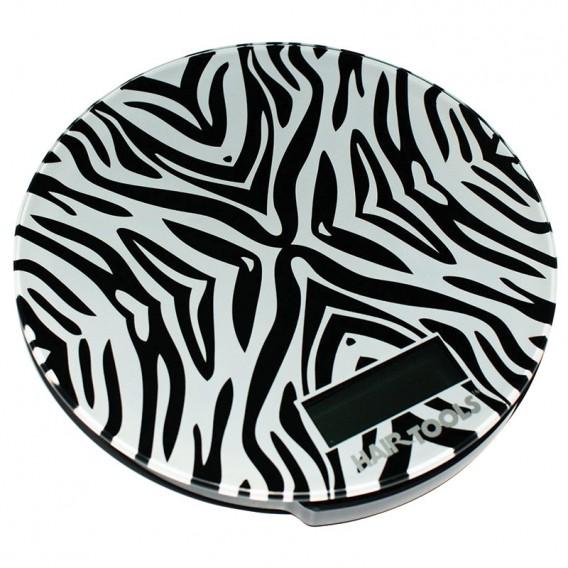 Hair Tools Measure Scales Zebra