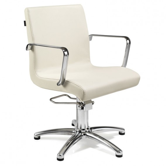 REM Ariel Hydraulic Chair with Upholstery Options