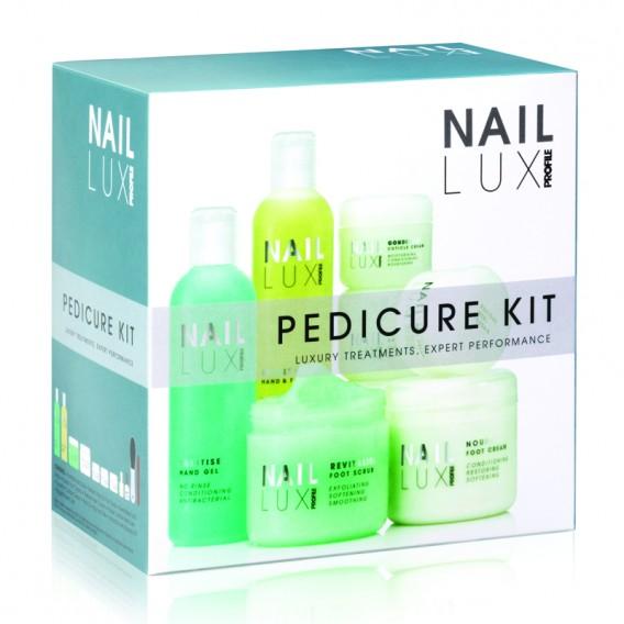 NailLux Pedicure Kit