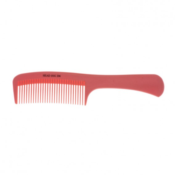 Head Jog 206 Detangle Comb Pink