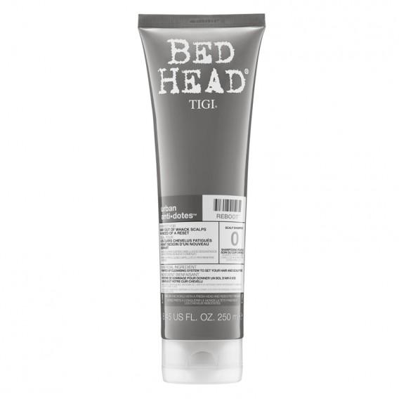 TIGI Bed Head Urban Antidotes Level 0 Scalp Shampoo 250ml