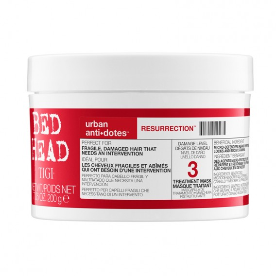 TIGI Bed Head Urban Antidotes Resurrection Mask 200ml