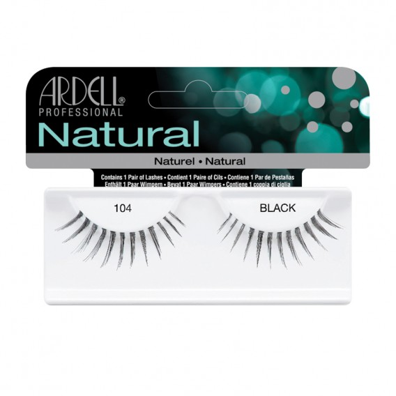 Ardell Naturals Strip Lashes 104 Black