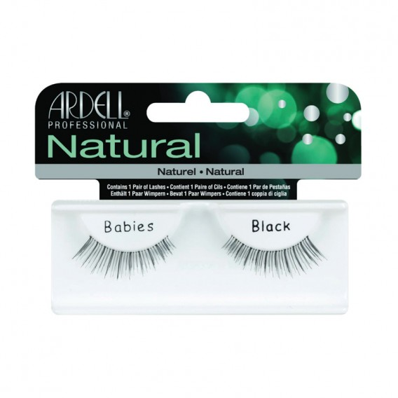Ardell Naturals Strip Lashes Babies Black