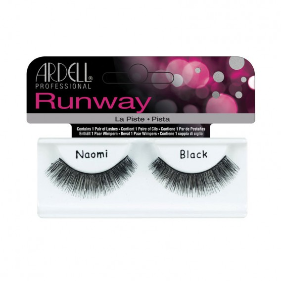 Ardell Runway Strip Lashes Naomi Black