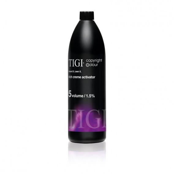 TIGI Copyright Colour Rich Creme Activator 5 Vol 1.5%