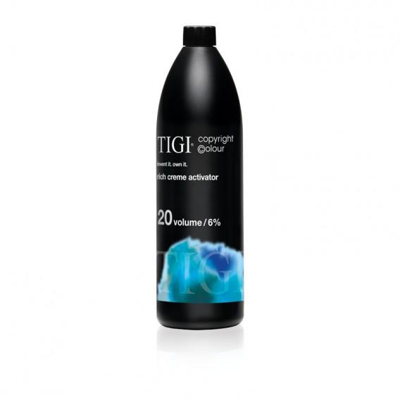 TIGI Copyright Colour Rich Creme Activator 20 Vol 6%