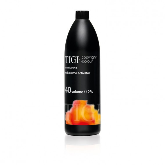 TIGI Copyright Colour Rich Creme Activator 40 Vol 12%