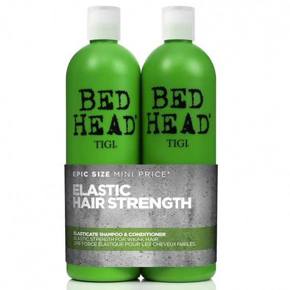 TIGI Bed Head Superfuel Elasticate Shampoo & Conditioner Tween Duo Pack 750ml