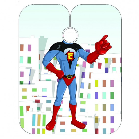 Sibel Childrens Space Heroes Cape