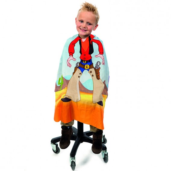 Sibel Childrens Cowboy Cape