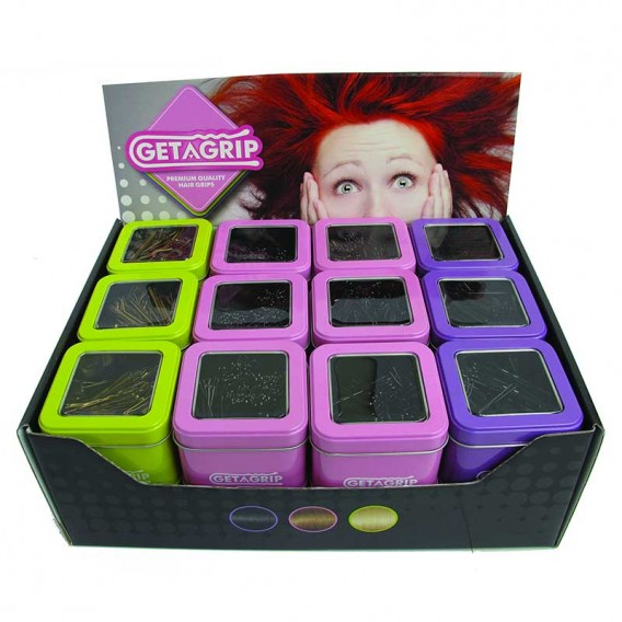 Get A Grip 24 Box Display Assorted x 250