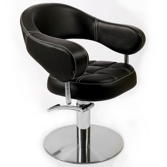 Lotus Corby Black Styling Chair
