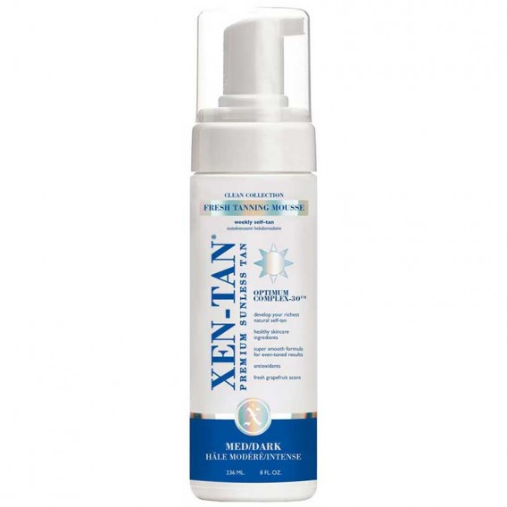 Xen-Tan Clean Collection Fresh Tanning Mousse 236ml