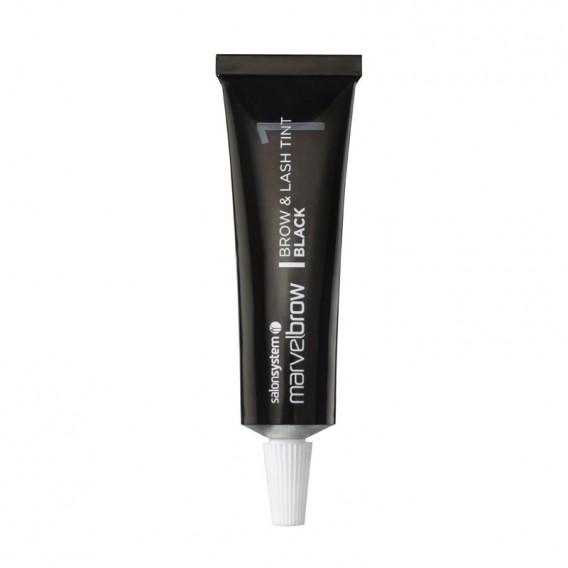 Marvelbrow Brow and Lash Tint Black 15ml