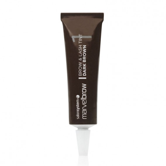 Marvelbrow Brow and Lash Tint Dark Brown 15ml