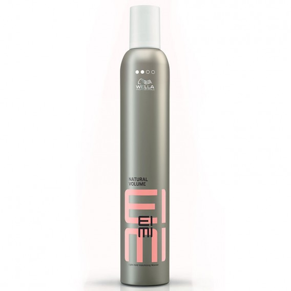 EIMI Natural Volume Light Hold Volumising Mousse by Wella Professionals
