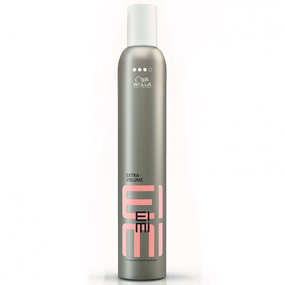 EIMI Extra-Volume Strong Hold Volumising Mousse by Wella Professionals