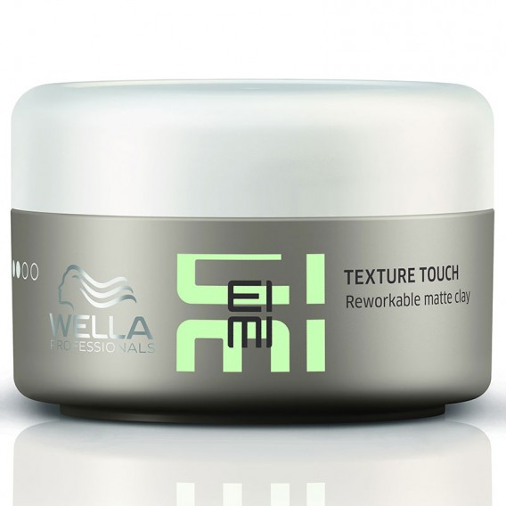 EIMI Texture Touch Reworkable Matte Clay 75ml by Wella Professionals